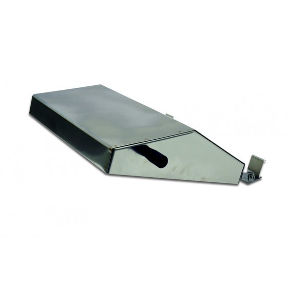 Stainless steel gable lid