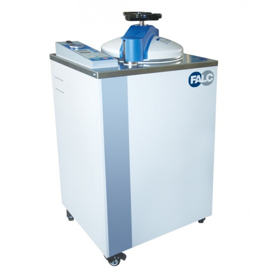 VERTICAL AUTOCLAVES ATV-E 800 - 80 LT